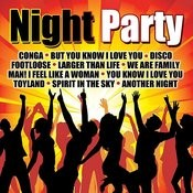 Night Party Songs
