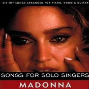 Madonna Songs For Solo Singers (Karaoke) Songs