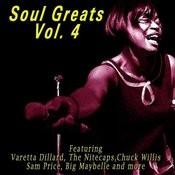 Soul Greats, Vol. 4 Songs