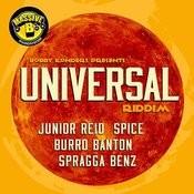 Massive B Presents: Universal Riddim Songs