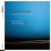 Reminiscences: Romantic Works For Violin & Piano Songs