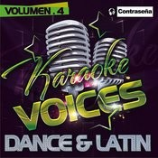 Karaoke & Voices (Dance & Latin) Vol. 4 Songs
