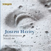 Haydn: Paris Symphonies Nos. 82 - 84 Songs