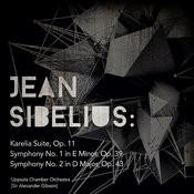 Jean Sibelius: Karelia Suite & Symphonies Songs