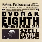 Dvork:  Symphony No. 8 Songs