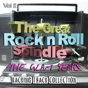 The Great Rock And Roll Spindle - The Glam Years, Backing Track Collection, Vol. 2 Songs