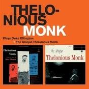 Thelonious Monk Trio Plays Duke Ellington + The Unique Thelonious Monk (Feat. Oscar Pettiford) Songs