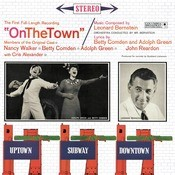 On the Town: Studio Cast Recording Songs