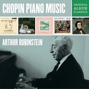 Arthur Rubinstein Plays Chopin - Original Album Classics Songs