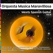 Meets Spanish Guitar, Vol.8 Songs