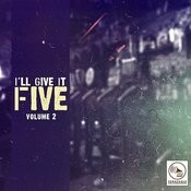 I'll Give It Five, Vol. 2 Songs