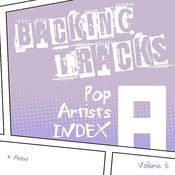 Backing Tracks / Pop Artists Index, A, (Abba), Volume 6 Songs