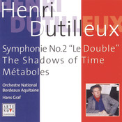 Dutilleux: Orchestral Works Vol. 1 Songs
