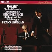Mozart: Clarinet Concerto in A / Clarinet Quintet in A Songs