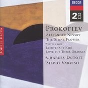 Prokofiev: Alexander Nevsky; The Stone Flower; Lieutenant Kijé etc. Songs