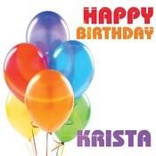 Happy Birthday Krista Songs