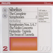 Sibelius: The Complete Symphonies, etc., Vol.2 Songs