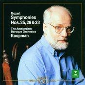 Mozart : Symphonies Nos 25, 31, 'Paris' & 41, 'Jupiter' Songs