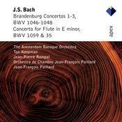 Bach, JS : Brandenburg Concertos Nos 1 - 3 & Flute Concerto (-  Apex) Songs