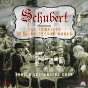 Schubert : Complete Secular Choral Works Volume 1 - 'Transience' Songs