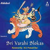 Sri Varaha Kavacham MP3 Song Download- Sri Varahi Slokas Sri
