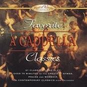 Favorite A Cappellas Songs