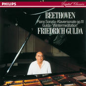 Beethoven: Piano Sonata Op.111 / Gulda: Wintermeditation Songs