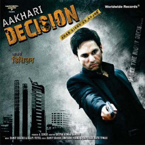 Aakhari Decision (Original Motion Picture Soundtrack)