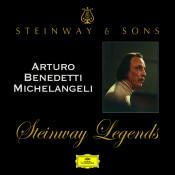Steinway Legends: Arturo Benedetti Michelangeli Songs