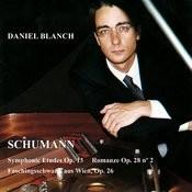 Schumann: Estudios Sinfonicos Op. 13, Romanza Op. 28, Carnaval de Viena Op. 26 Songs