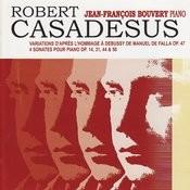 Casadesus: Variations/Sonatas Nos.1-4 Songs