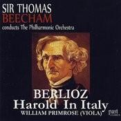 Berlioz: Harold in Italy Songs