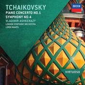 Tchaikovsky: Piano Concerto No.1; Symphony No.4 Songs