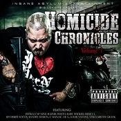 Homicide Chronicles Volume 1 Songs