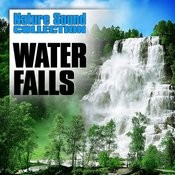 Roaring Waterfall With Deep Harmonic Throb Song