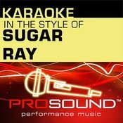 When It's Over (Karaoke With Background Vocals)[In The Style Of Sugar Ray] Song