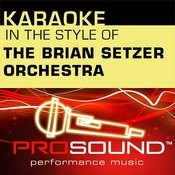 This Cat's On A Hot Tin Roof (Karaoke Lead Vocal Demo)[In The Style Of Brian Setzer Orchestra] Song