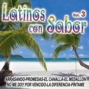 Latinos Con Sabor Vol.3 Songs