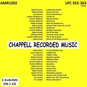 Chappell's Library Lpc352-363 Songs
