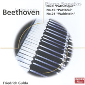 Beethoven: Piano Sonatas Nos. 8, 15, 21, & 22 Songs
