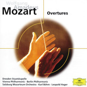 Mozart: Overtures Songs