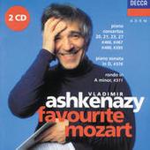 Favourite Mozart - Piano Concertos Nos. 20, 21, 23, 27 etc. Songs