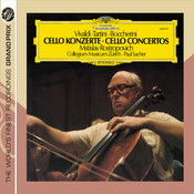 Boccherini: Cello Concerto Nr. 2 In D Major G.479 - 3. Allegro Song