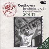 Beethoven: Symphonies Nos. 3,5 & 7 Songs
