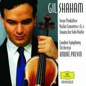 Prokofiev: Violin Concerto No.1 & 2 Songs