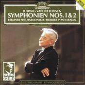 Beethoven: Symphonies Nos.1 & 2 Songs