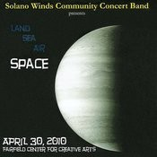 Solano Winds Community Concert Band - Space Songs