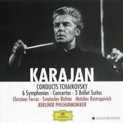 Karajan conducts Tchaikovsky (8 CDs) Songs