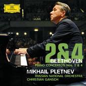 Beethoven: Piano Concertos Nos. 2 & 4 Songs