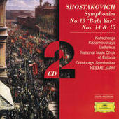 Shostakovich: Symphony No.15, Op.141 - 4. Adagio - Allegretto - Adagio - Allegretto Song